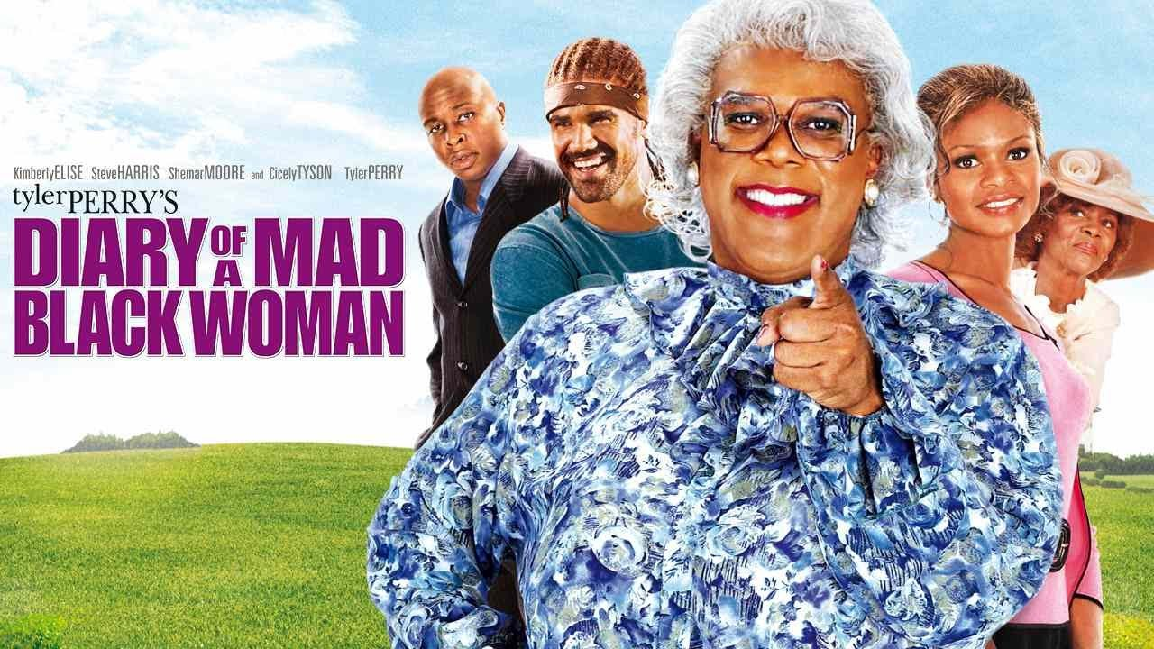 Download Tyler Perry Series: Diary of a Mad Black Woman (2005) Review