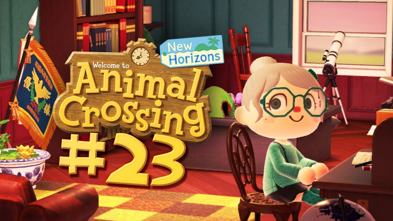 Animal Crossing New Horizons 🏝️ Tag 26 - jetzt sogar mit Gesicht