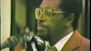 Dr. Amos Wilson Black Love Black Male and Black Female Relationships
