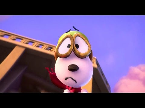 THE PEANUTS MOVIE Official Trailer #2 Review