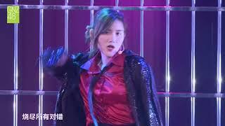 【GNZ48】180429《黑夜女神》劉倩倩《出道二週年特别公演》
