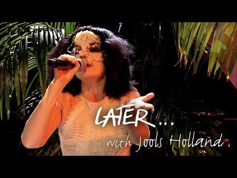 Björk performs Blissing Me live on...