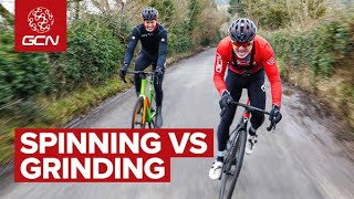 Spinning Vs Grinding: The Ultimate Cycling Cadence Race