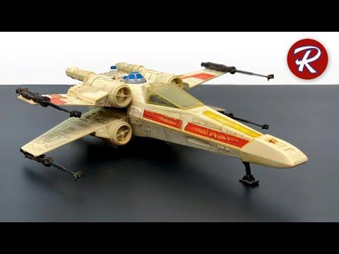 1978 Star Wars X-Wing Restoration - Luke Skywalker