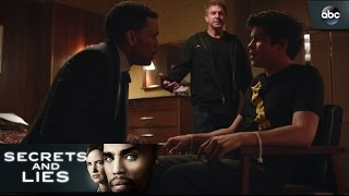 Eric Interrogates Liam - Secrets and Lies