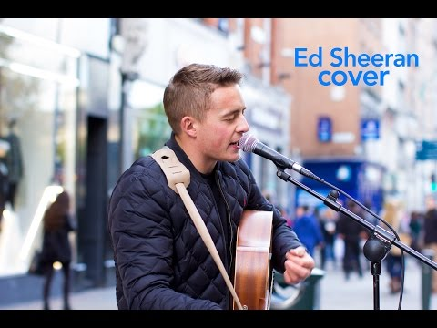 Ed Sheeran - Thinking Out Loud By (COVER By Dermot Kennedy) Including Lyrics