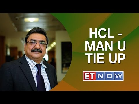 HCL - Man U Tie UP: Management Discuss The Significance Of The Deal | EXCL