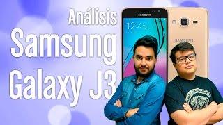 Samsung Galaxy J3: análisis completo en español