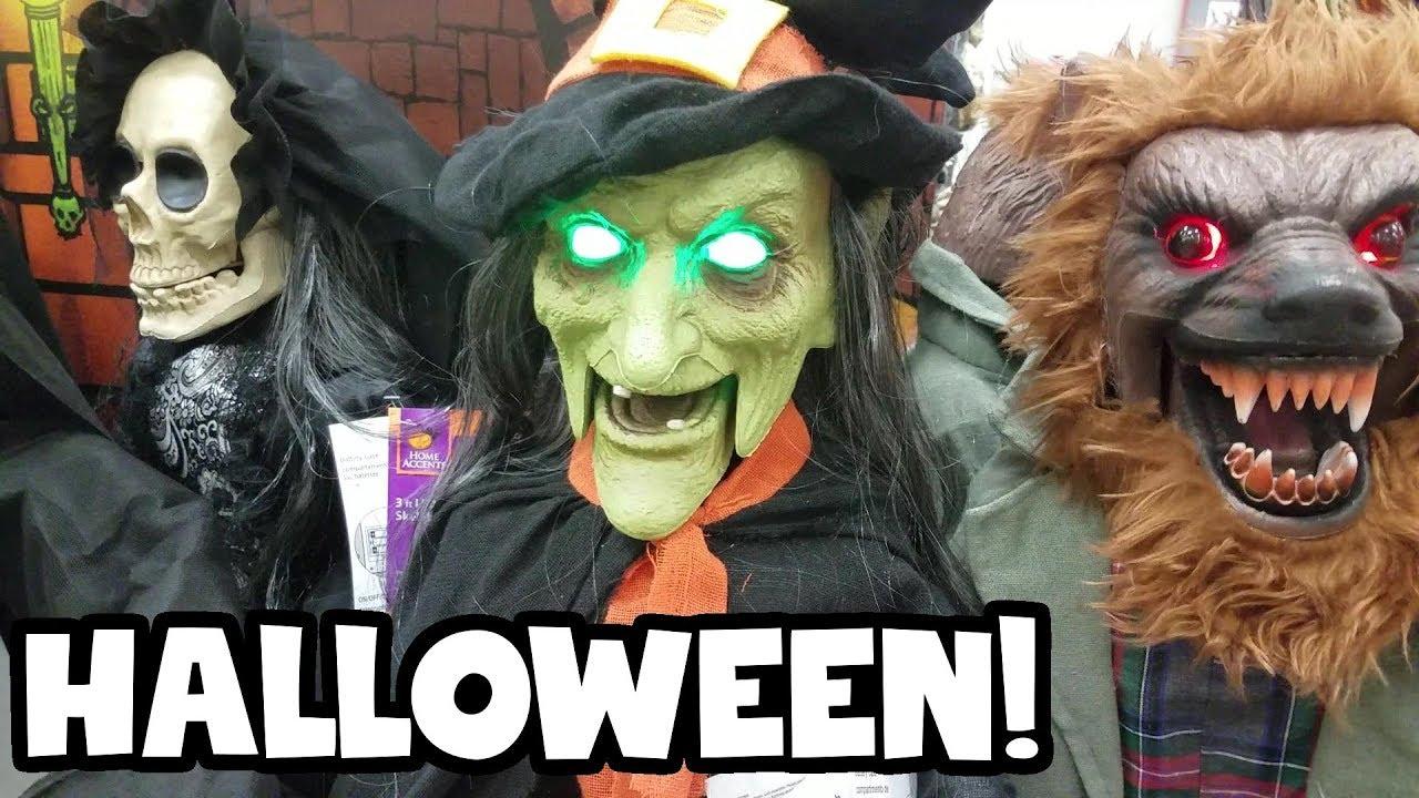 Halloween Props at Home Depot!