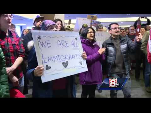 Maine colleges vow to protect immigrants in wake of order