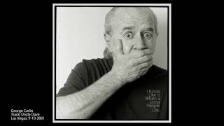 George Carlin - I Kinda Like it When a Lotta People Die - Album Preview