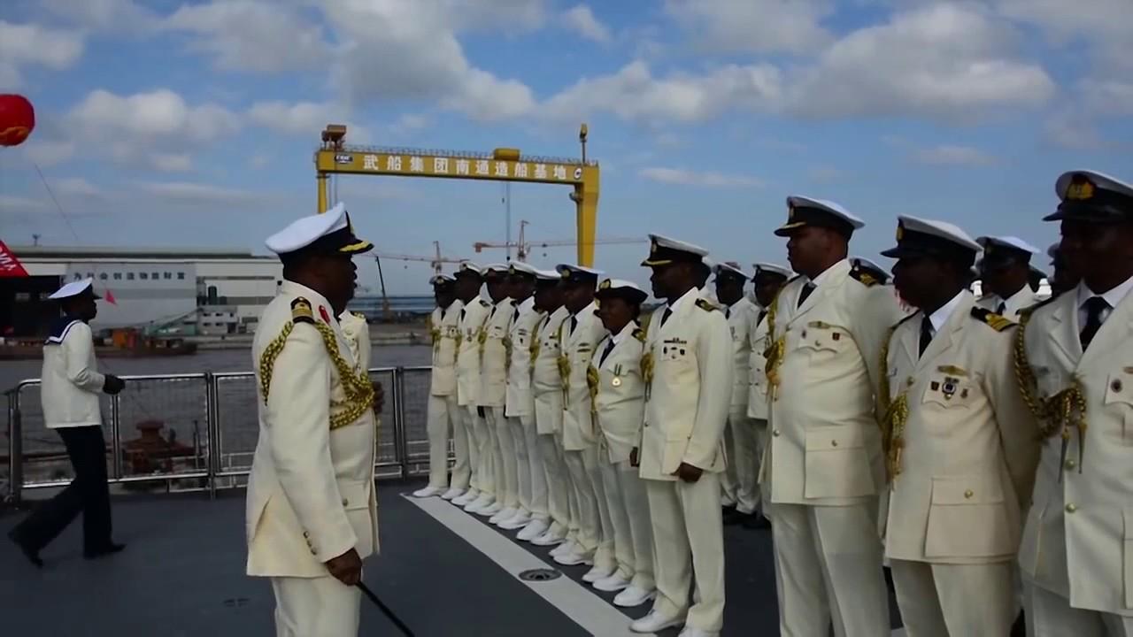 Capabilities of Nigerian Navy's NNS Centenary