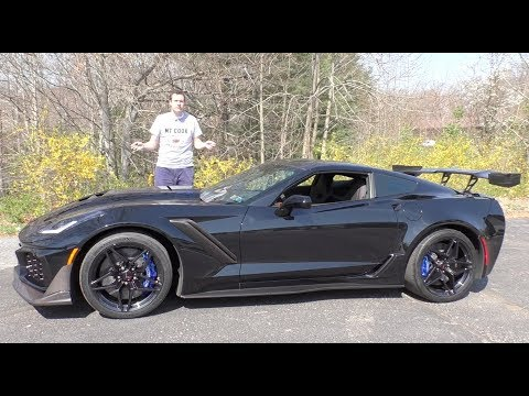 The 2019 Chevy Corvette ZR1 Is the Ultimate Corvette