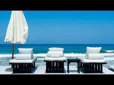 Playas por el mundo: el exclusivo club Orchid de Beirut (Líbano) Videos De Viajes