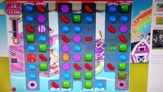 Candy Crush Saga Level 1032 - 2 Stars No Boosters!