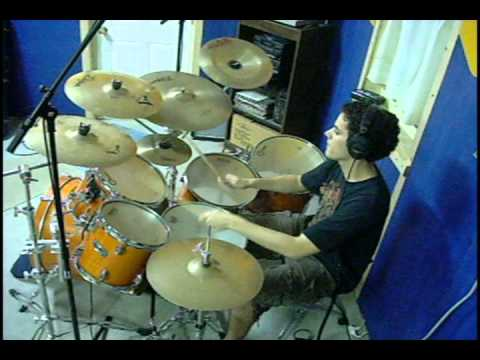 Surfaris - Wipeout (Drum Cover)