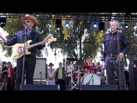 Dave & Phil Alvin - Marie Marie & So Long Baby Goodbye - Make The Music Go Bang Festival - 2014