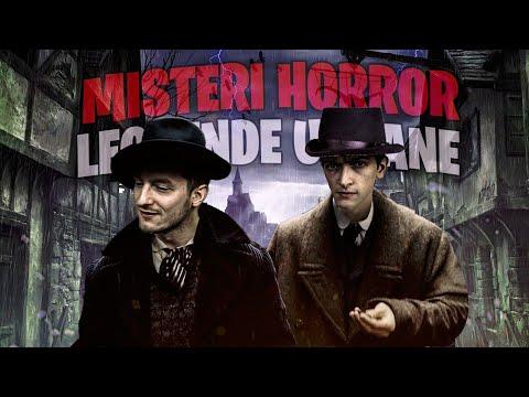 MISTERI HORROR: LEGGENDE URBANE DA SVELARE! - DETECTIVE ROHN & DREAD feat. MICHELLE
