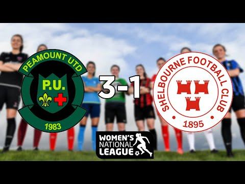 WNL HIGHLIGHTS: Peamount United 3-1 Shelbourne