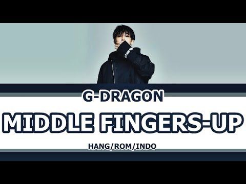 [INDO SUB] G-DRAGON – INTRO. 권지용 (Middle Fingers-Up)