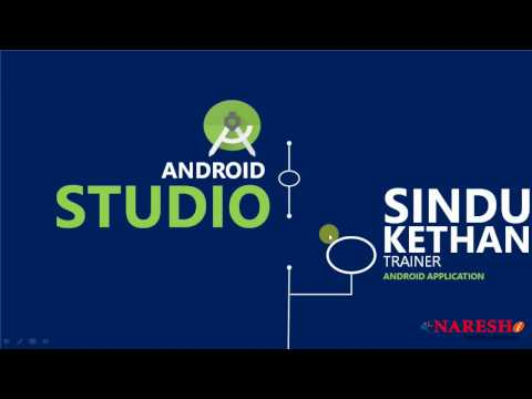 Introduction To Android Studio And Android SDK Manager   Android Tutorials For Beginners