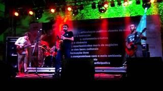 SaunoFlex - Fritadeira Psicodélica -  Feira da Musica Fortaleza