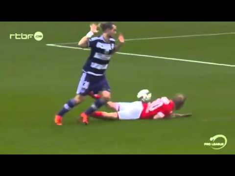 Standard   Anderlecht 1 0  Le Resume
