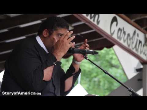 Jesus Preached Against Injustice, He Never Joined It ~ Rev William Barber
