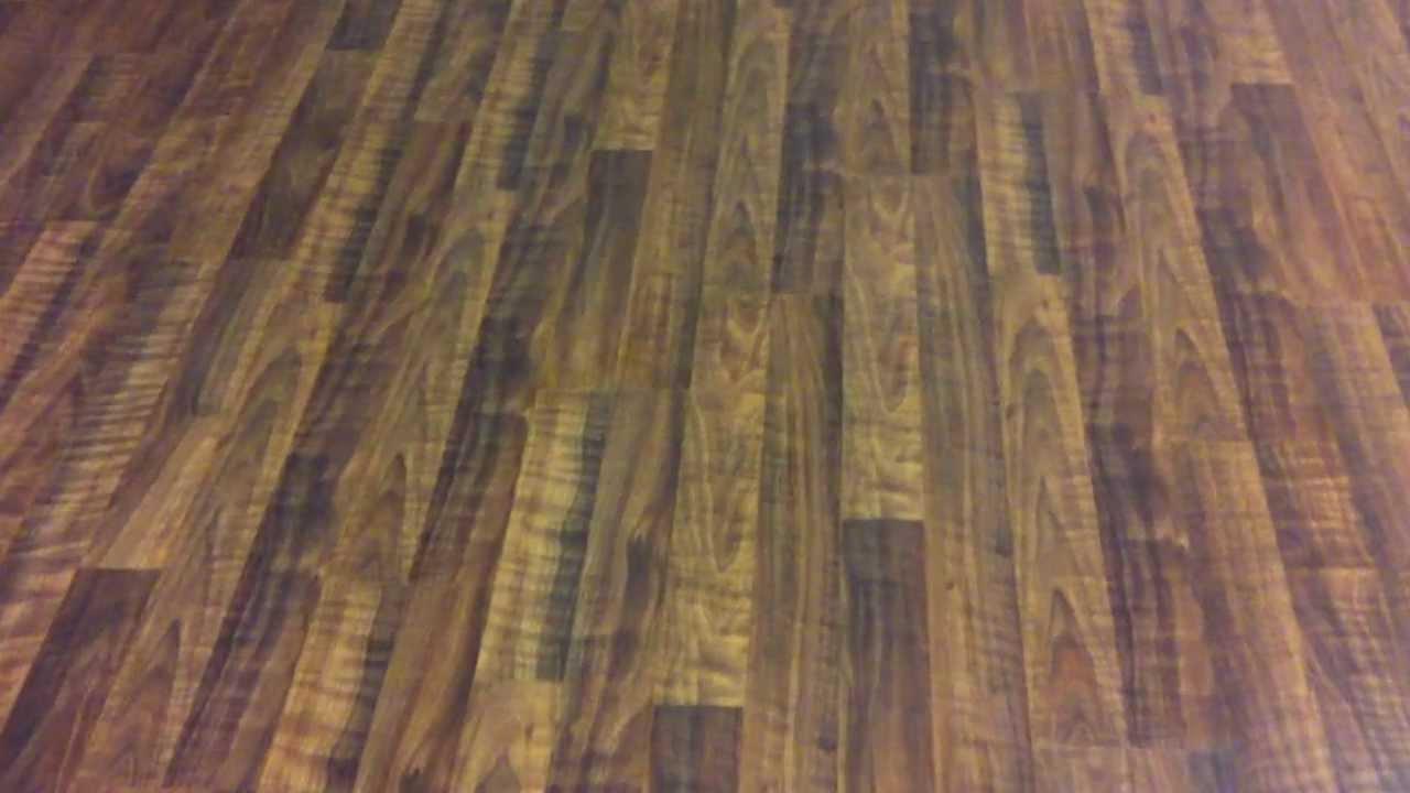 Laminate Flooring Commercial Area