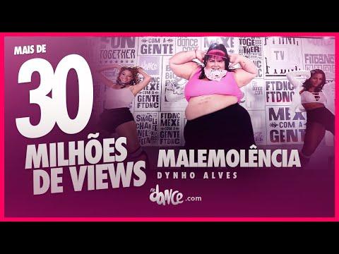 Malemolência - Dynho Alves | FitDance TV (Coreografia) Dance Video