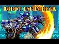 Robot Angry Bear - Game Show - Game Play - 2015 - HD