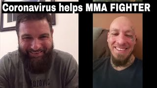 TheDeenShow #795 - Coronavirus helps PROFESSIONAL MMA FIGHTER accept ISLAM - FIND OUT HOW?