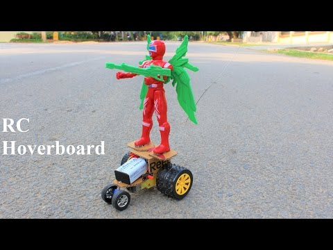 How To Make A Hoverboard - Make Your Own Creation