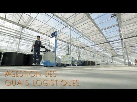 ERP Grande Distribution – Optimisation des stocks – Prise de rendez-vous transporteurs