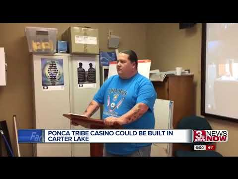Ponca Tribe to build casino in Carter Lake