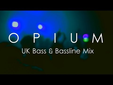 UK Bass & Bassline Mix - MAY 2018