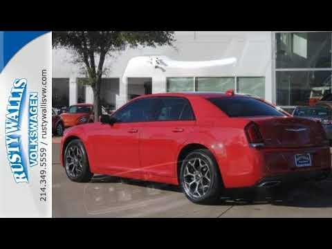 Used 2015 Chrysler 300 Dallas TX Garland, TX #P7498 - SOLD