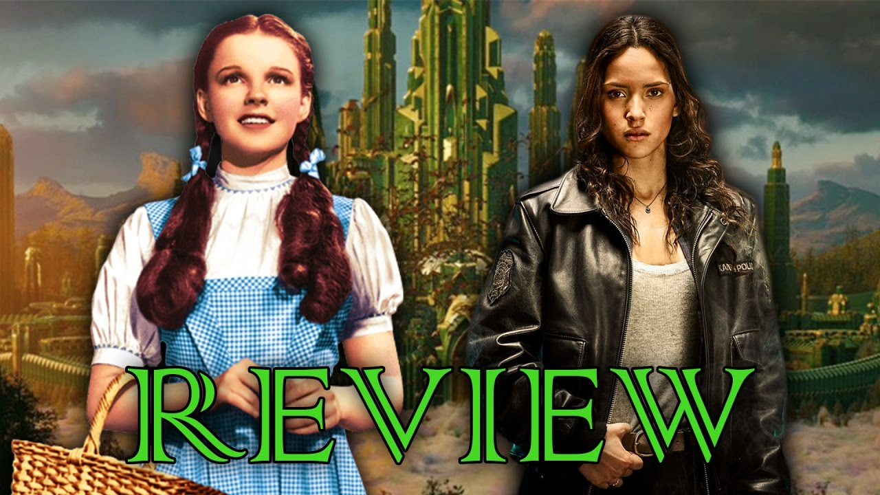 Download EMERALD CITY Episode 1 & 2 Reaction & Review - NBC Wizard of Oz Reboot