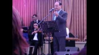 المطرب مصطفى دحلة موال ووصلة قدود حلبية رائعة