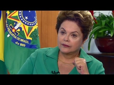 Brazil President: 'Nightmares never got so bad'