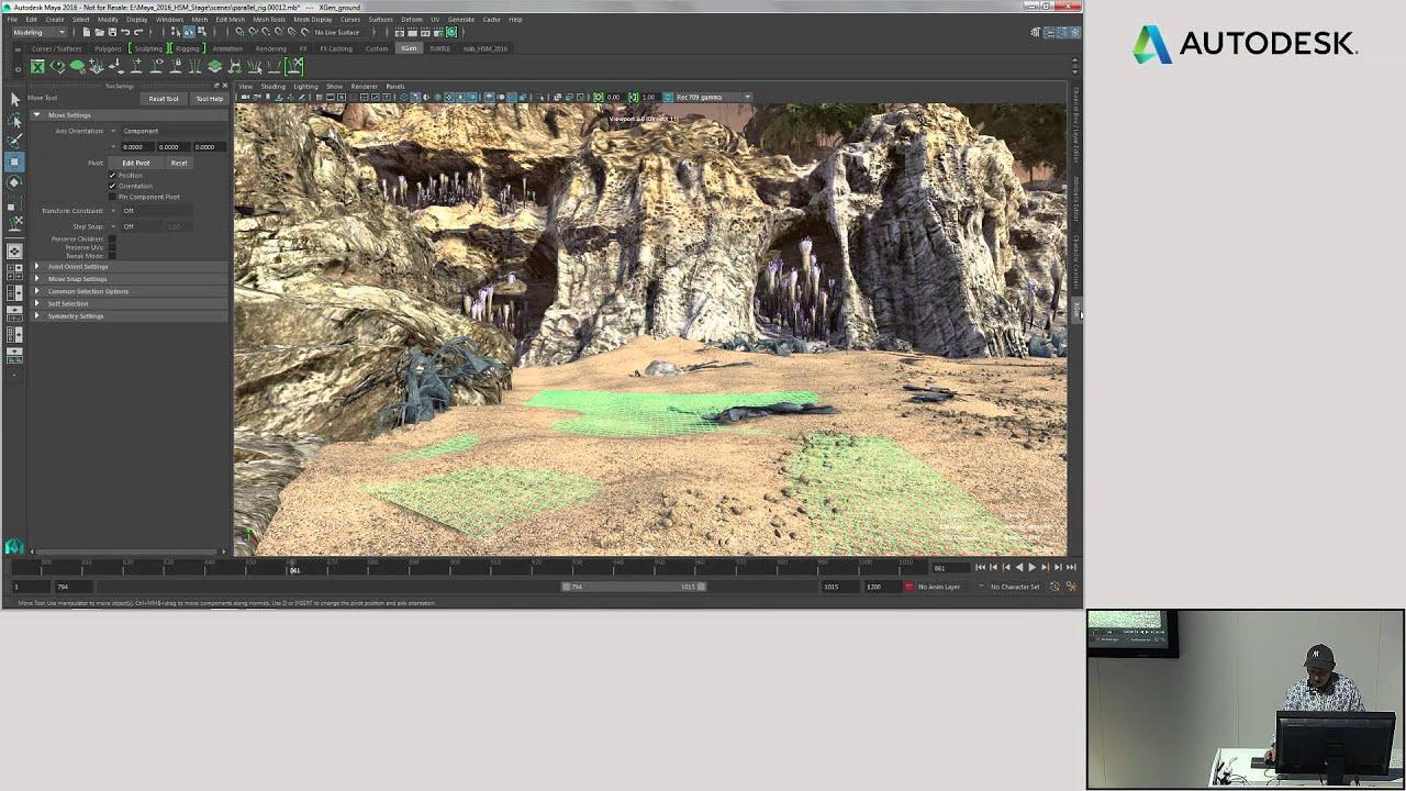 Maya 2016 New Feature Tips And Tricks Development Enhancements