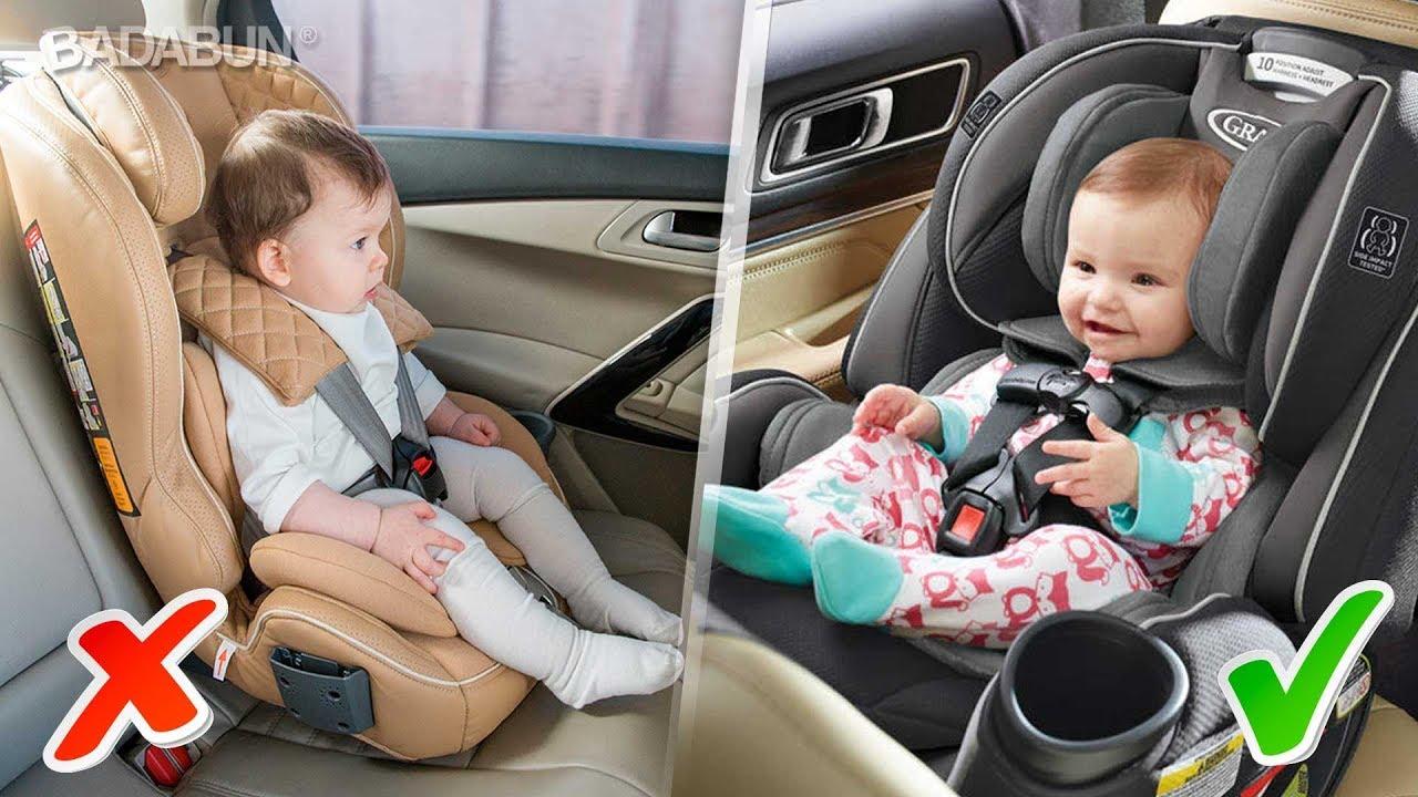 4c2aecc5a Mira cómo evitar que tu bebé muera en un accidente - YouTube
