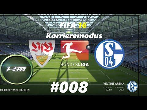 FIFA 16 Karrieremodus #008 *Wahnsinnsspiel  in Stuttgart* FIFA 16
