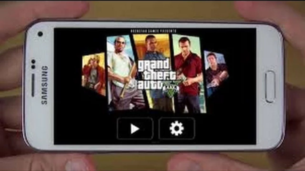 gta 5 for android mobile free download no survey