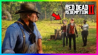 The ONE BIG THING That Most Players Missed When The Pinkertons Invade Camp In Red Dead Redemption 2!