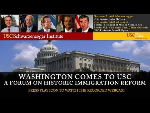 Washington Comes to USC: A Forum on Historic Immigration Reform