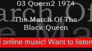 The March Of The Black Queen (special online music)