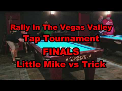 Rally in the Vegas Valley Tap Tournament FINALS