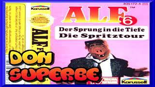 ALF HÖRSPIEL FOLGE 6 KOMPLETT: Der Sprung in die Tiefe (A) Die Spritztour (B)