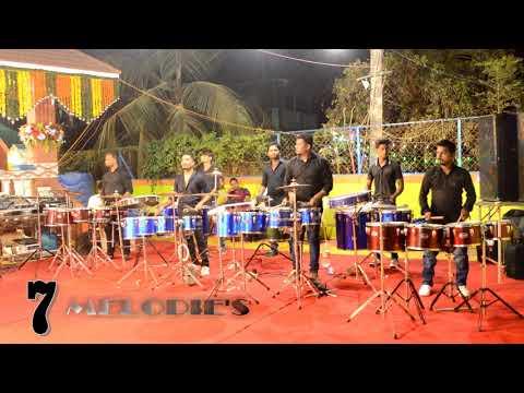7 Melodies Banjo Party Deva Shree Ganesha at Alibaug Tour  09702449656 / 09819702607